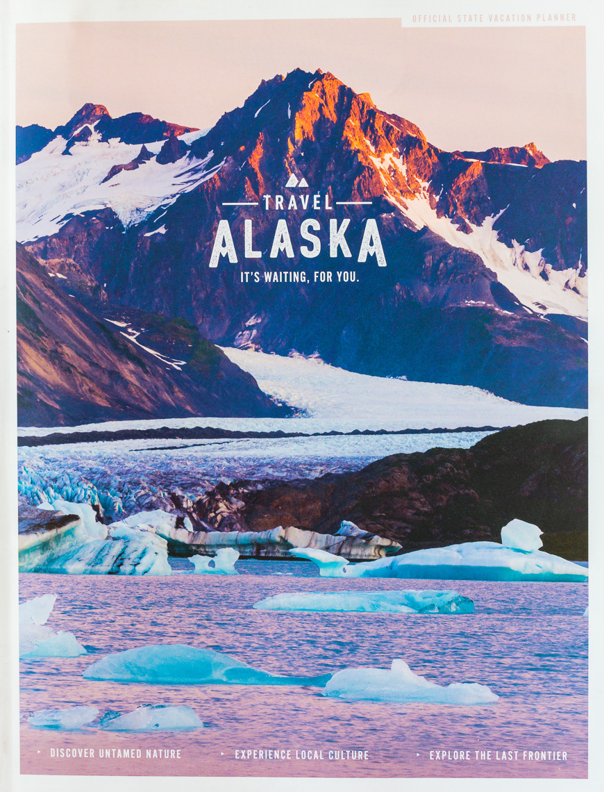 Travel Alaska 2019 Vacation Planner Photographer M DeYoung
