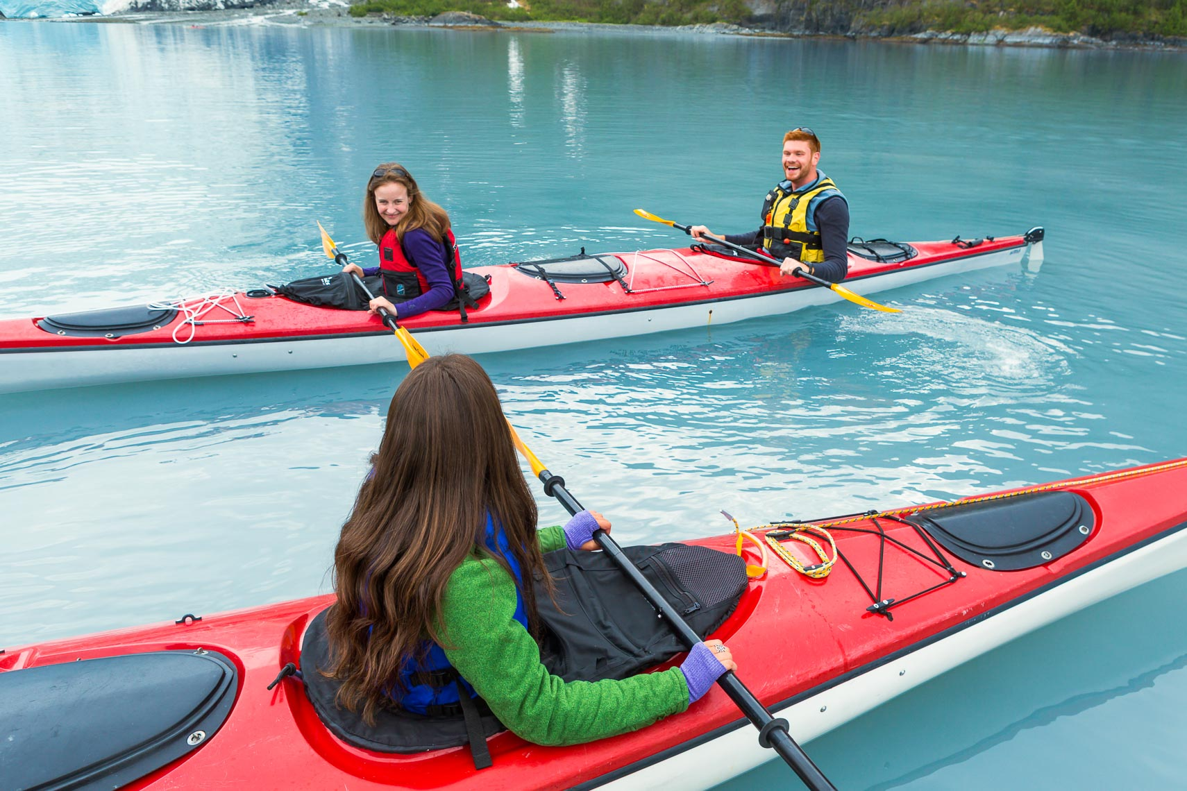 Alaska Travel Kayak Touring Prince William Sound | Michael DeYoung
