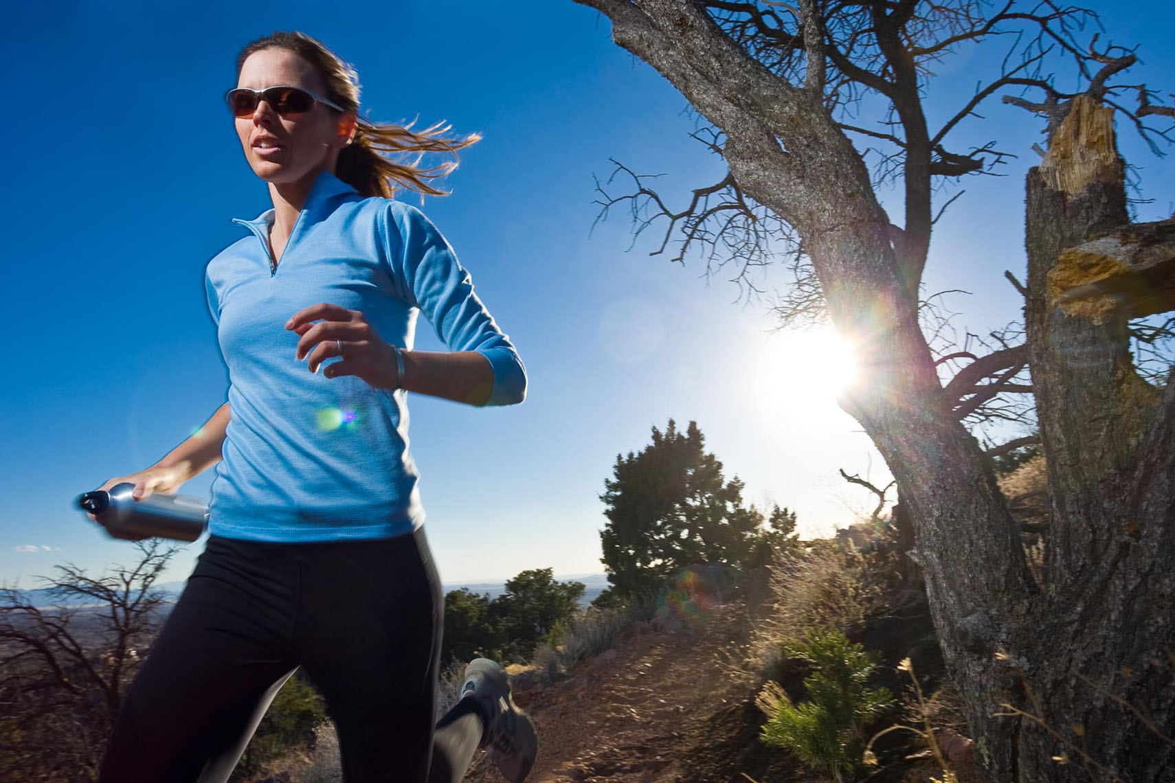 New Mexico Photographers Santa Fe Active Lifestyle Runner
