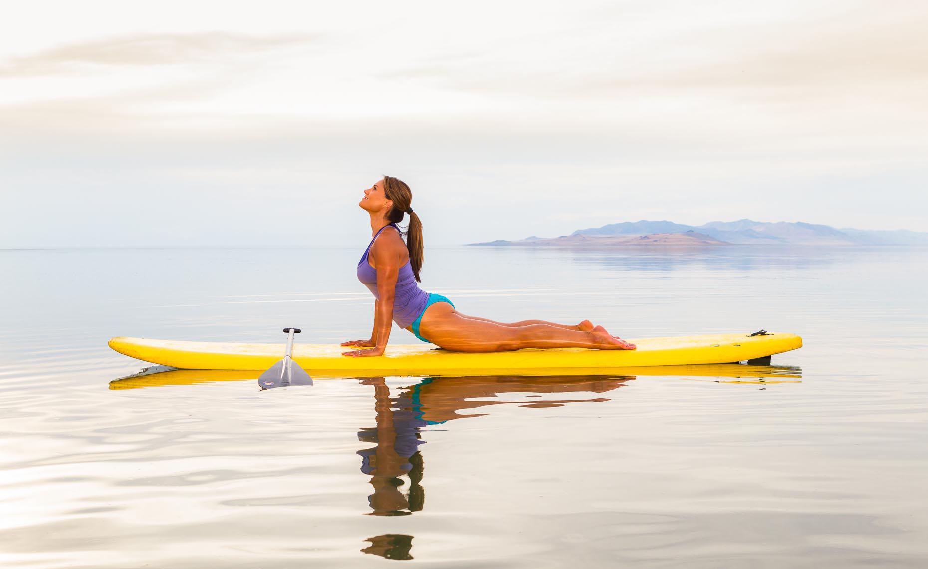 New Mexico Photographers Taos Active Lifestyle SUP