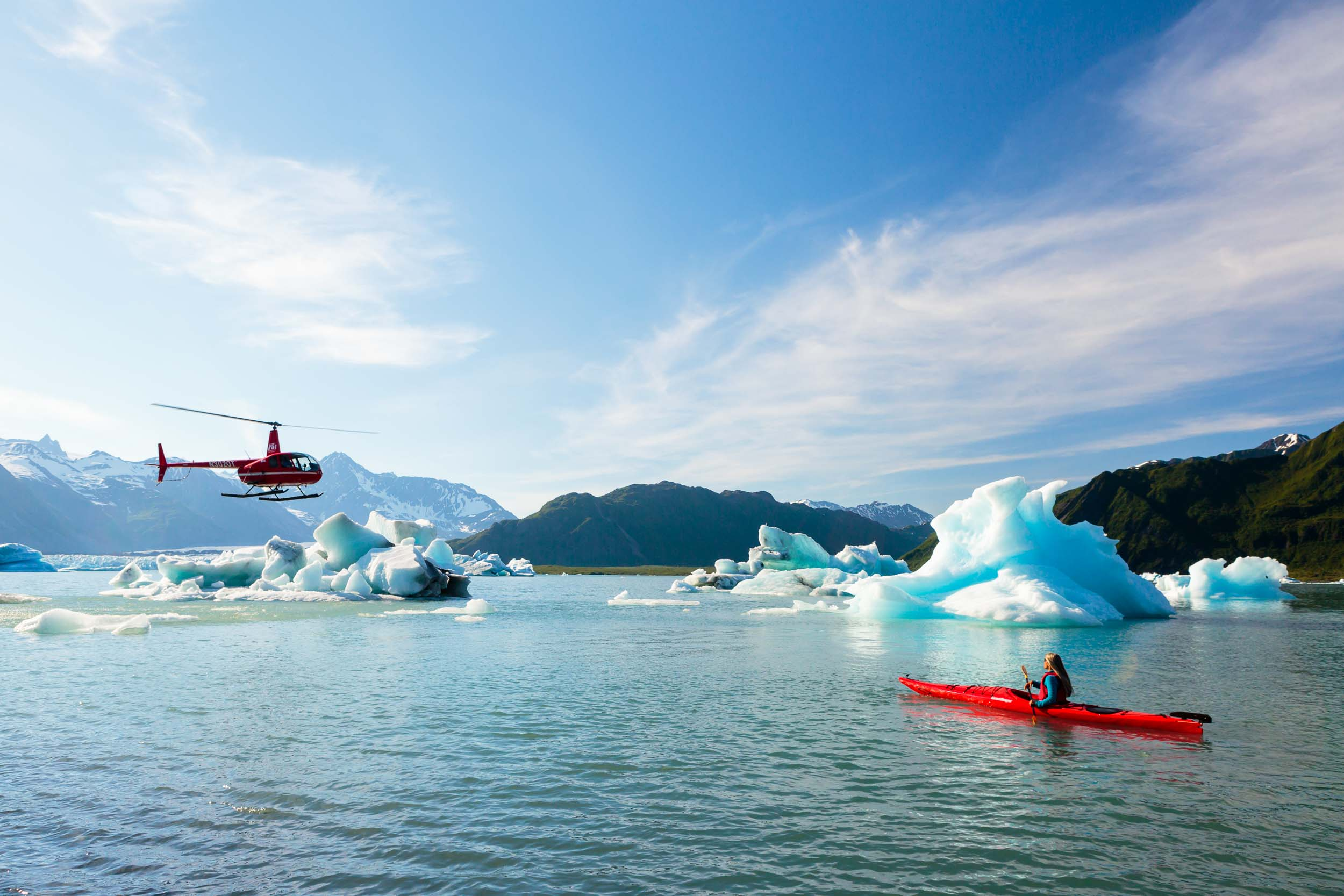 Alaska Tourism Photographer Michael DeYoung Adventure Kayak