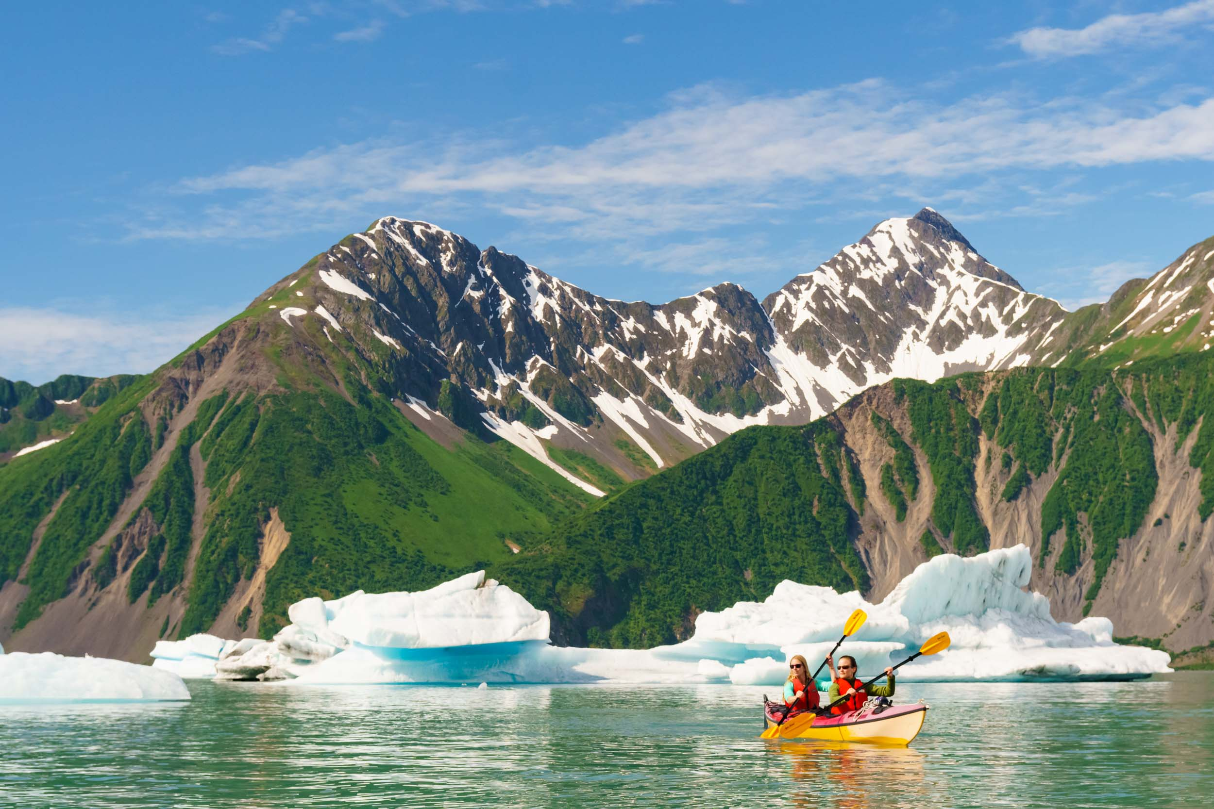 Taos New Mexico Photographers Michael DeYoung Alaska Kayaking