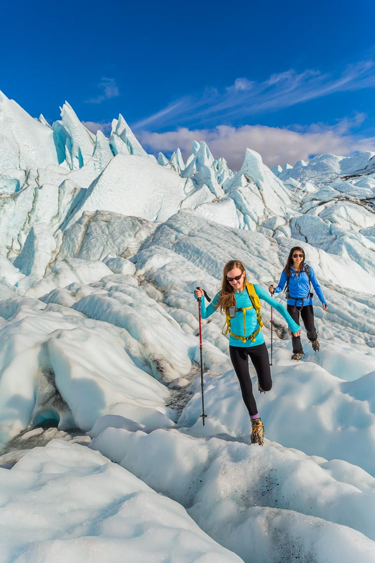 Matanuska Glacier Alaskan Vacation | Michael DeYoung Photographer
