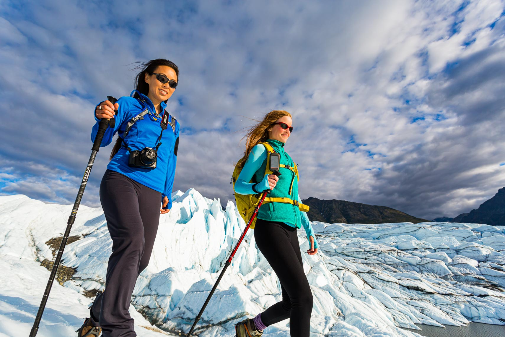 Glacier Tourism Photographer in Alaska | Michael DeYoung