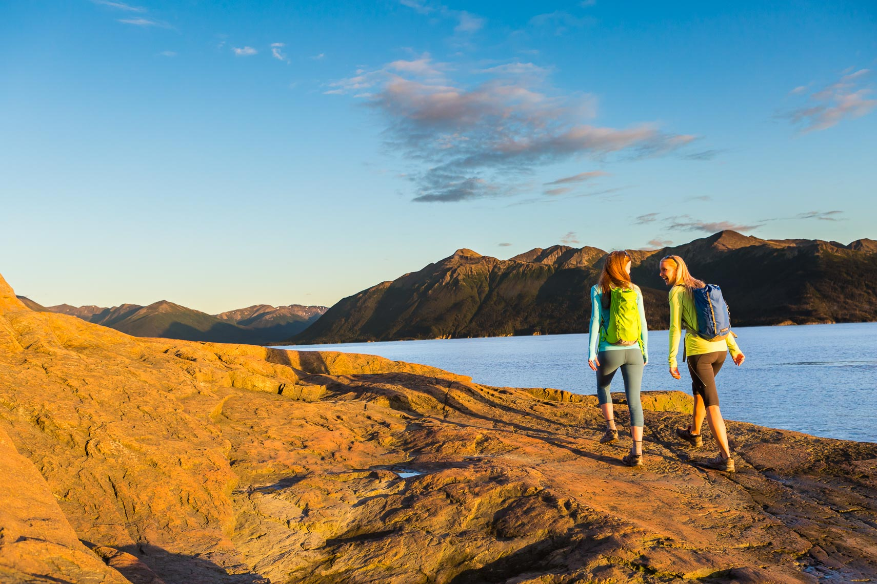Hiking Turnagain Arm Alaska Lifestyle | Photographer Michael DeYoung