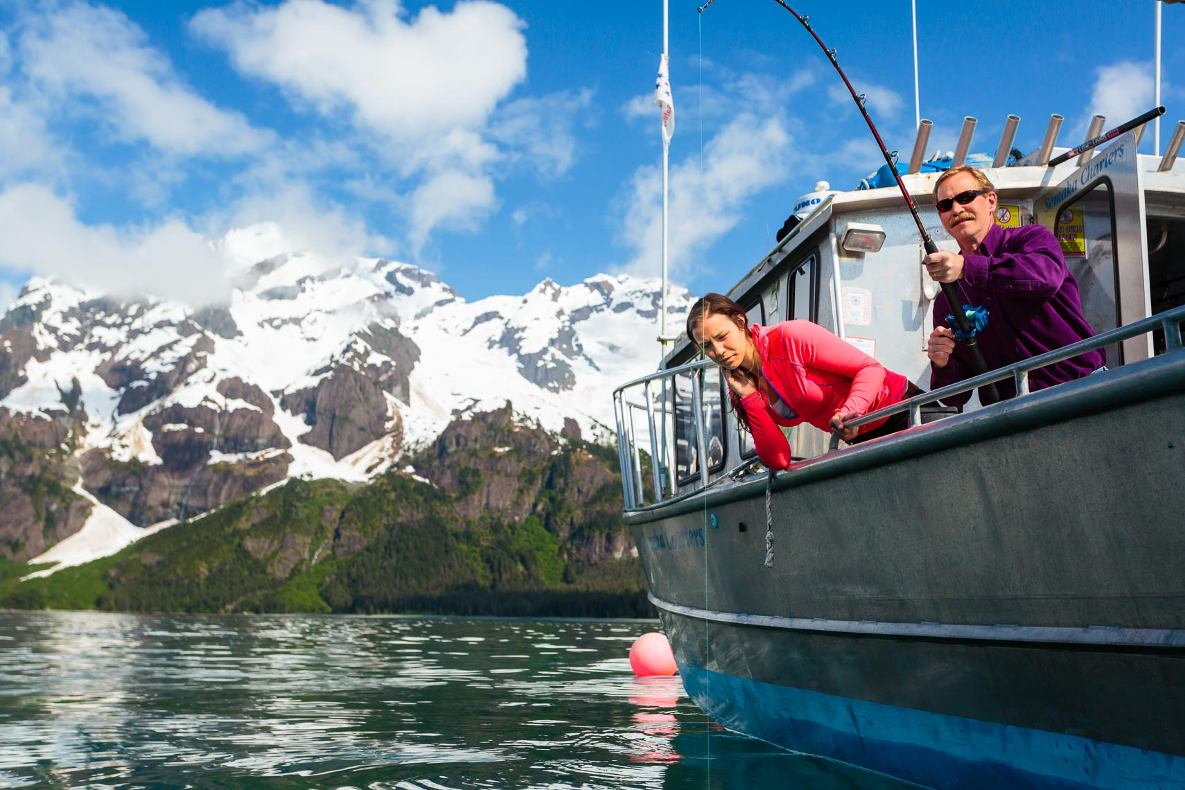Visit Seward Salmon Fishing Charter | Michael DeYoung