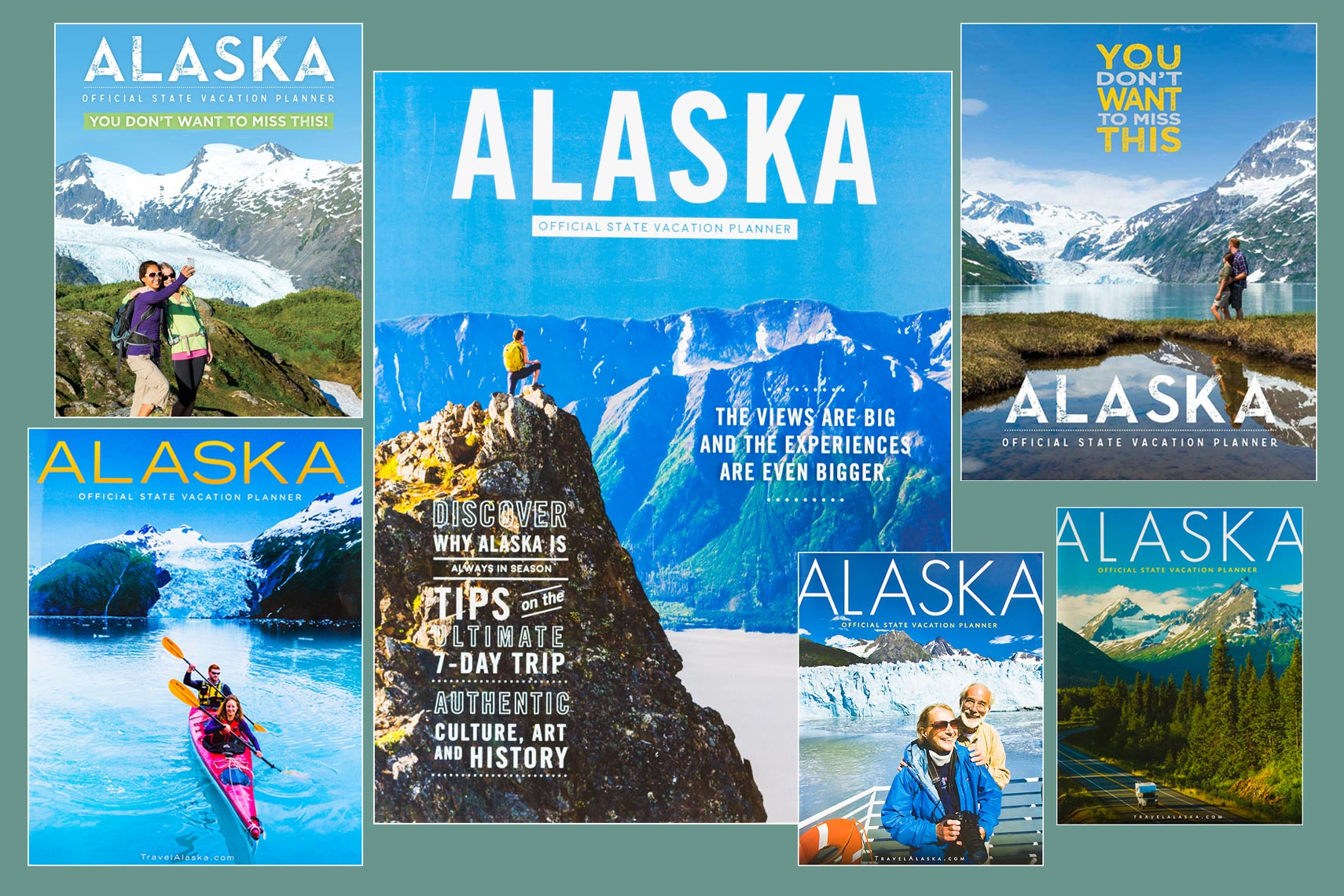 Alaska-State-Vacation-Guide-Covers