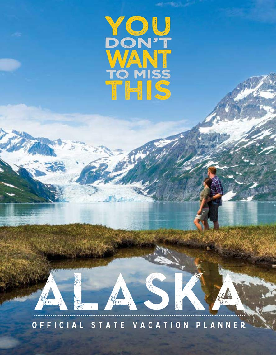 Alaska 2016 Vacation Planner Photographer Michael DeYoung