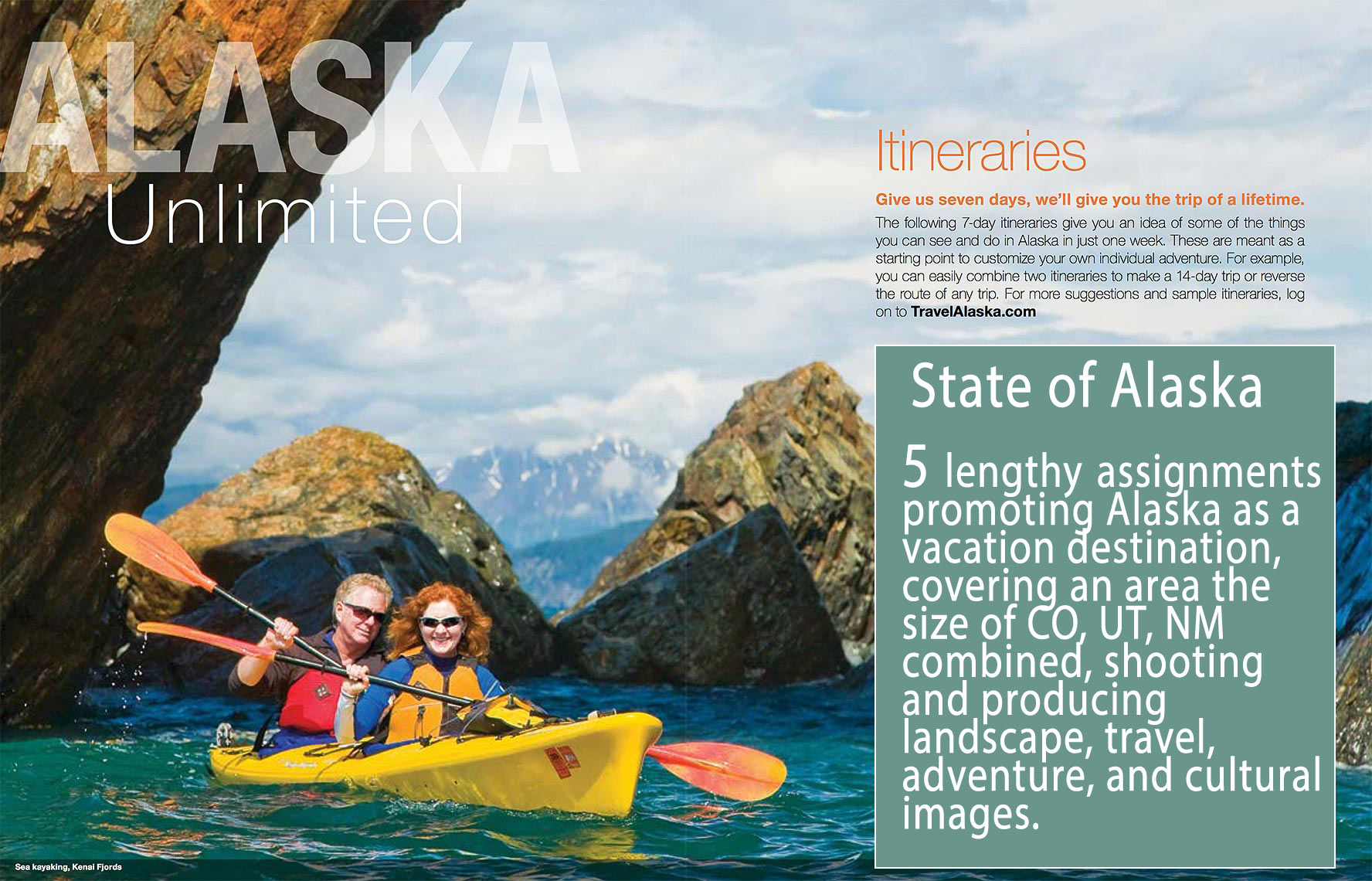 Alaska-State-Vacation-Planner-Kayak-Double-Page-Spread