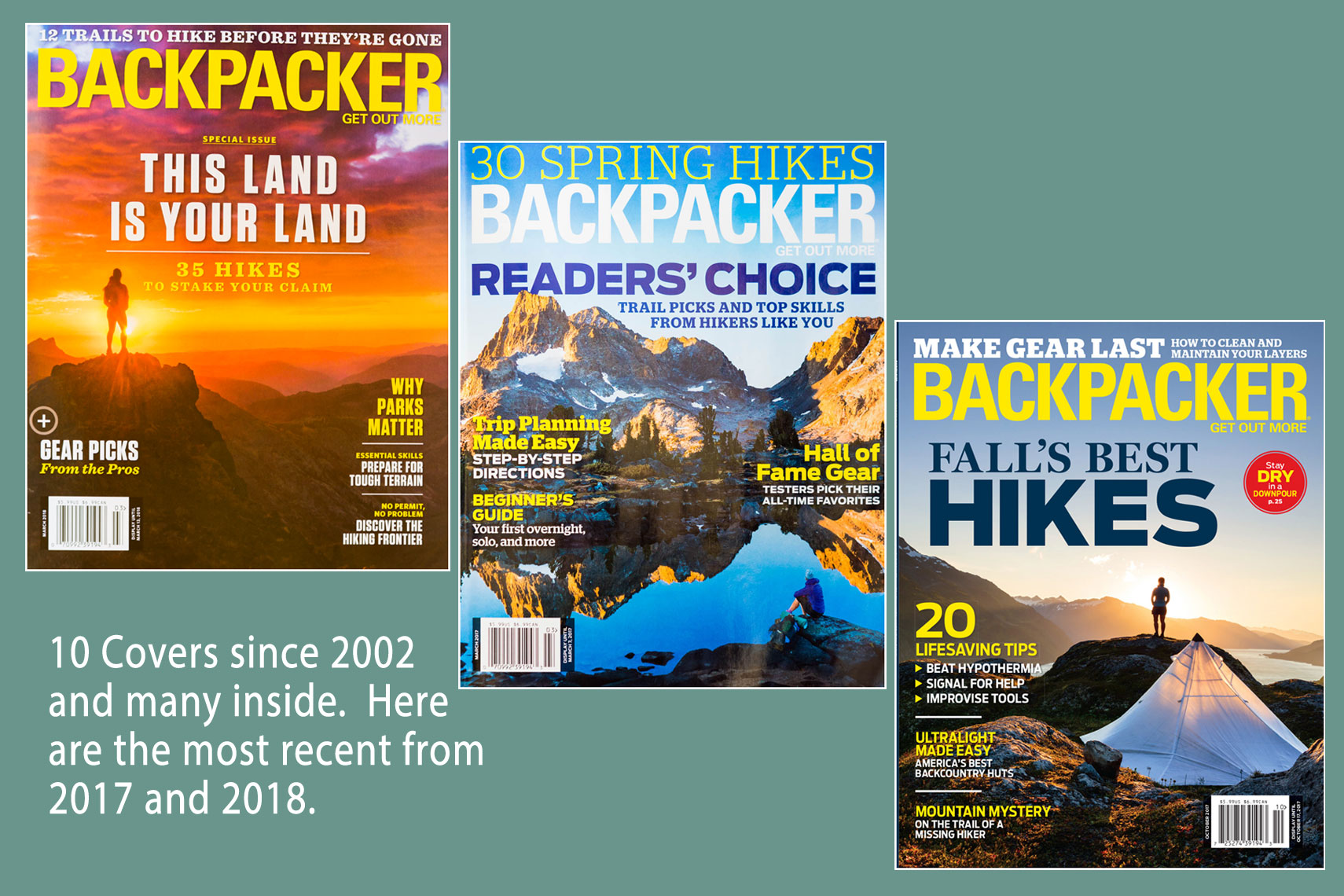 Backpacker-Magazine-Covers-from-2017-to-Date
