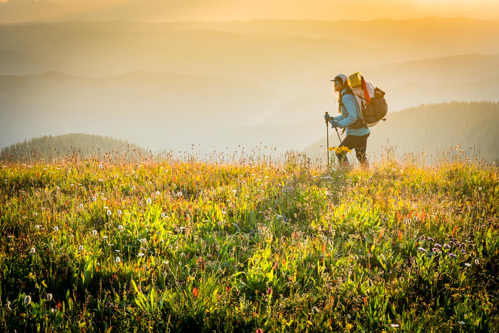 Adventure Photographer on Colorado Trail | Michael DeYoung