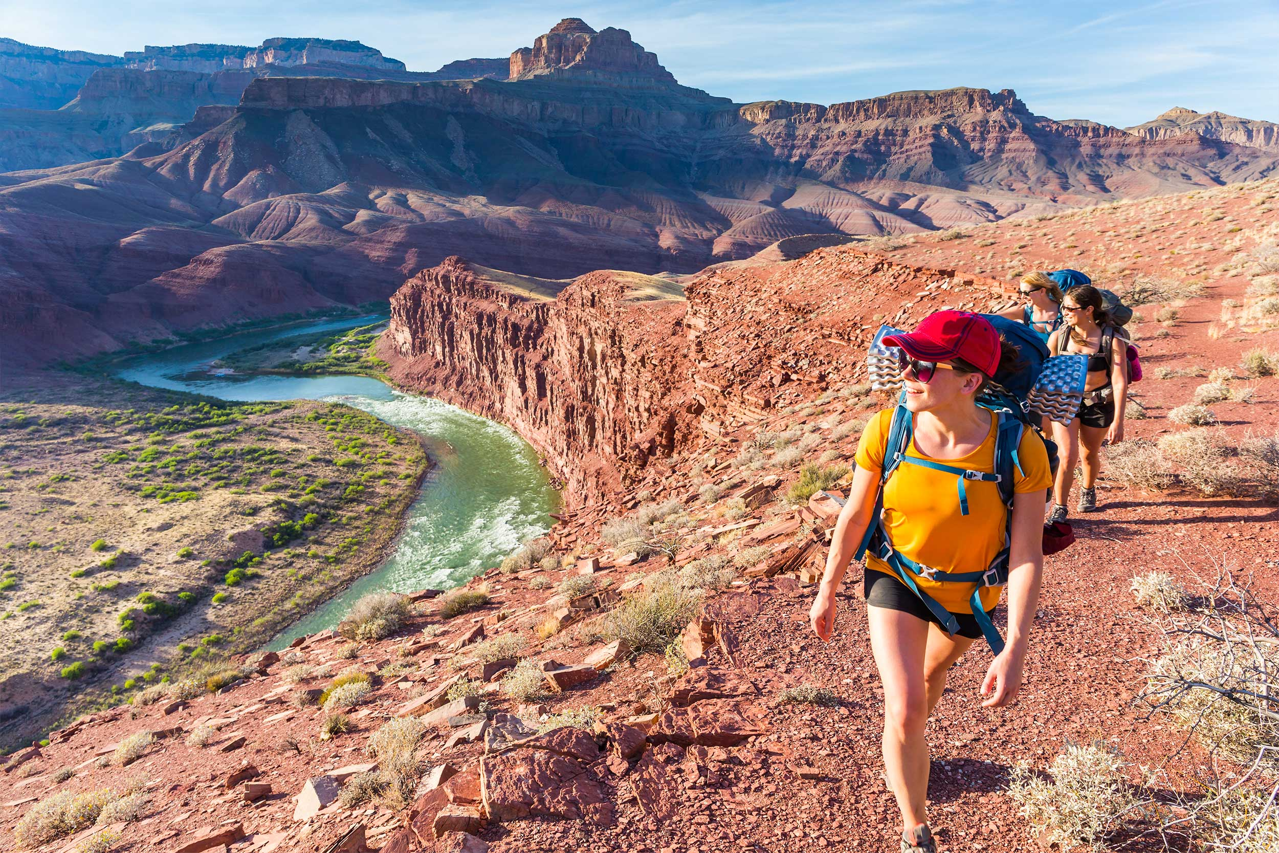 New Mexico Adventure Lifestyle Photographers Grand Canyon Hike