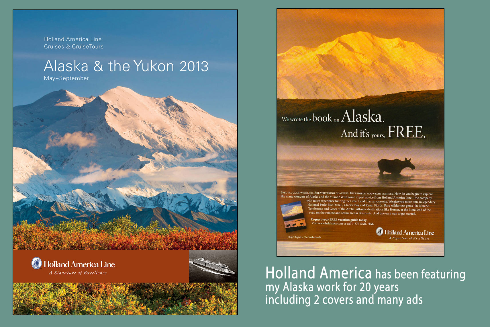 Holland-America-Line-Cover-and-Print-Ad