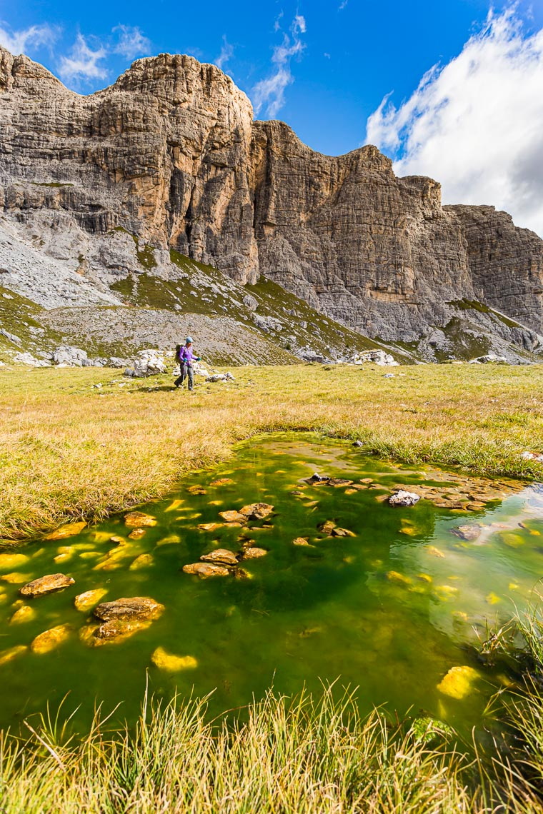Dolomites Day Hike Passo Giau Citta di Fiume | Michael DeYoung