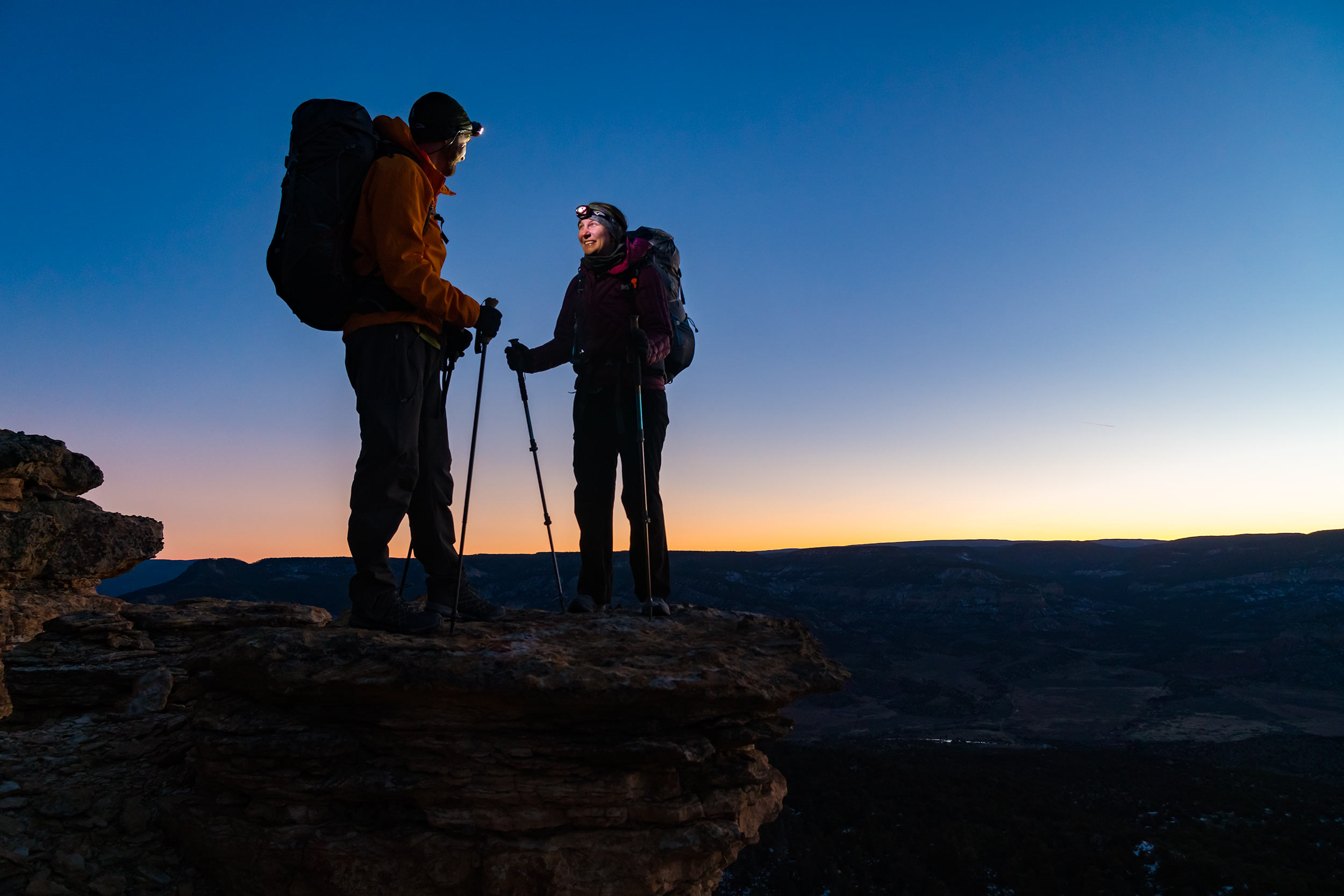 New Mexico Photographers Adventure Photographer Backpackers