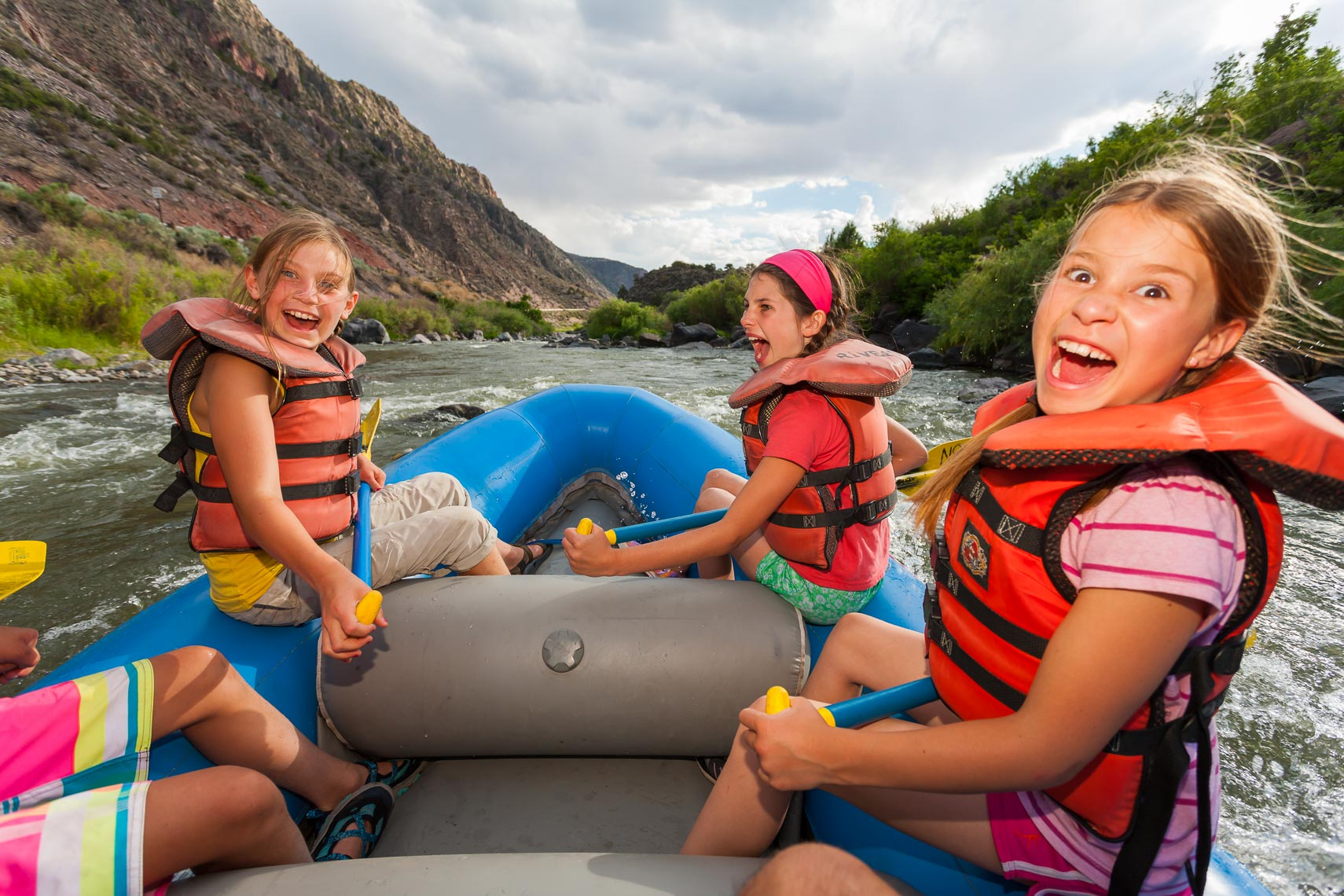 Taos New Mexico Whitewater Rafting | Michael DeYoung Photographer