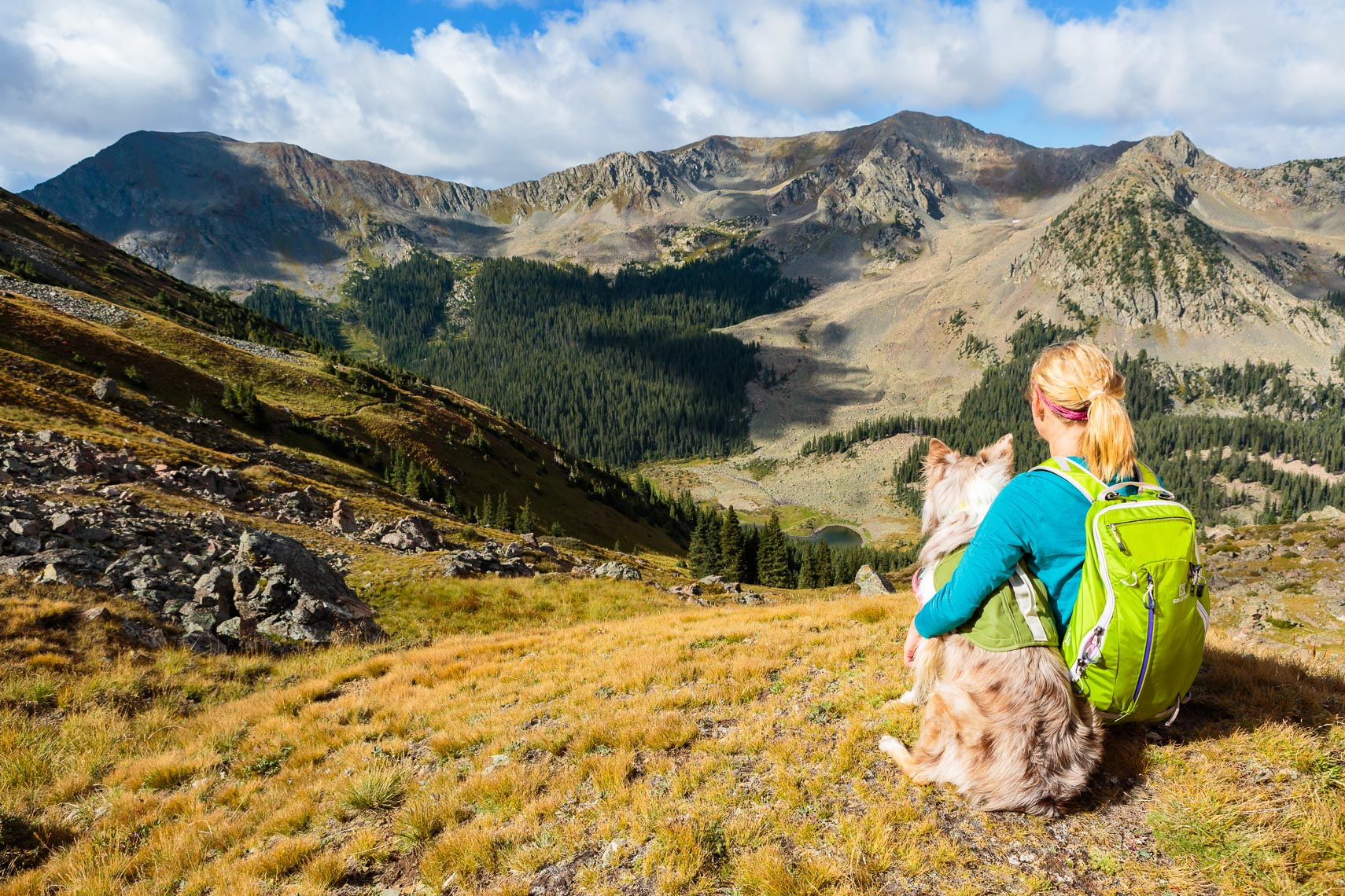 New Mexico Wheeler Peak Trail Views | Michael DeYoung