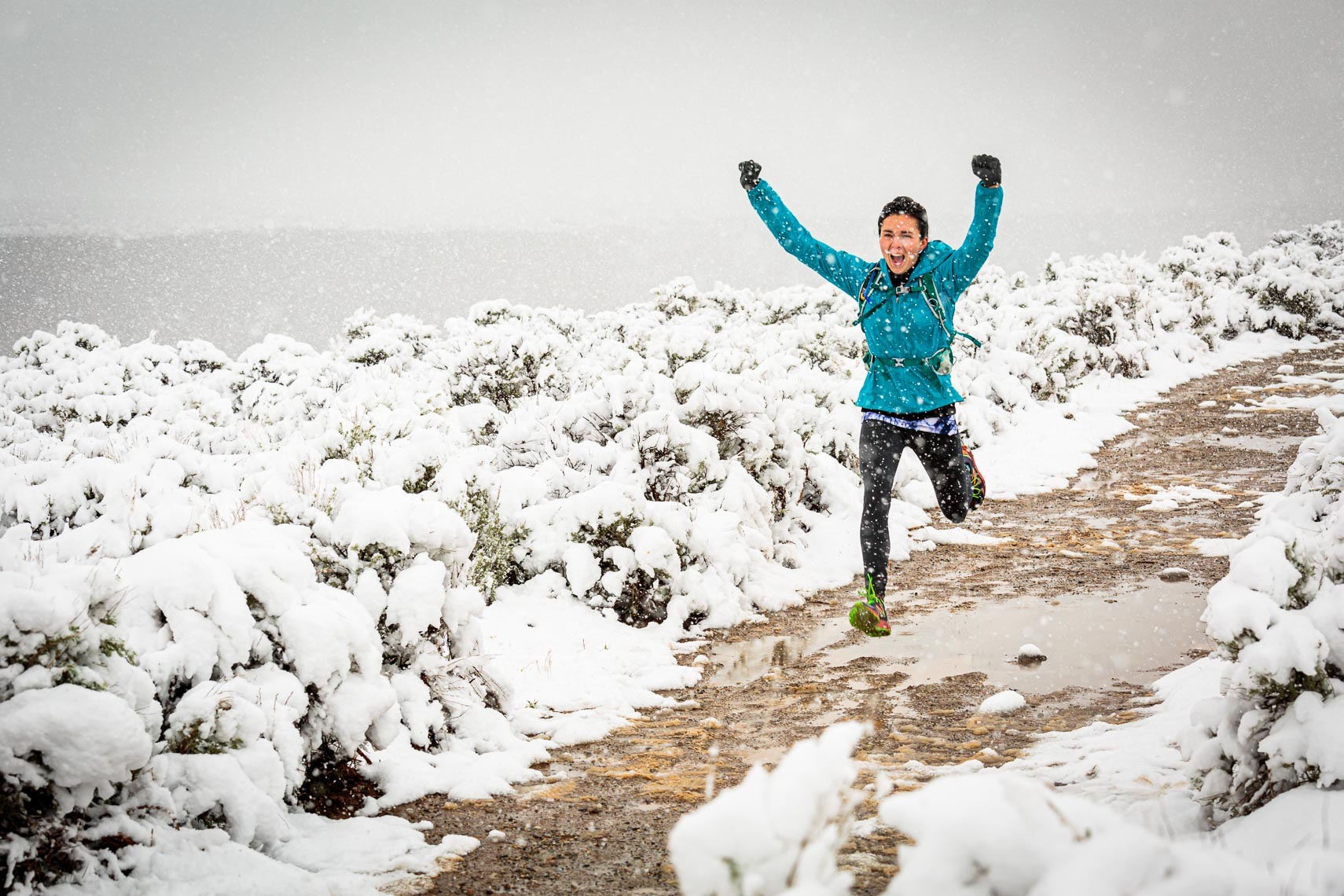 West Rim Trail Runner Taos New Mexico | Michael DeYoung