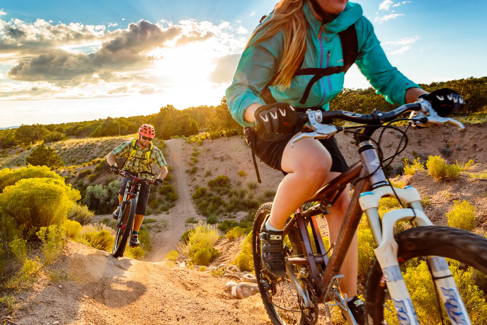 New Mexico Mountain Biking | Photographer Michael DeYoung