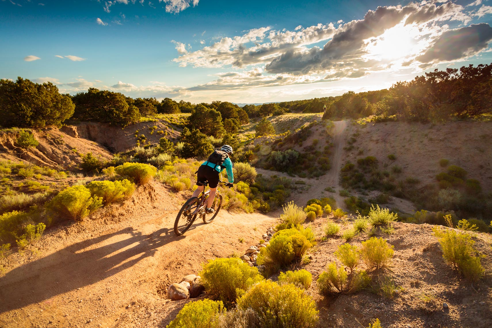 Mountain Bike Ride Santa Fe New Mexico | Michael DeYoung