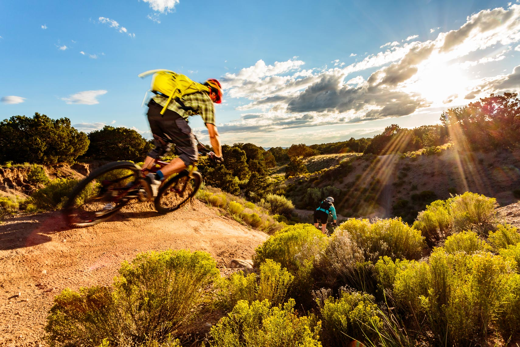 New Mexico Photographer Mountain Bike | Michael DeYoung