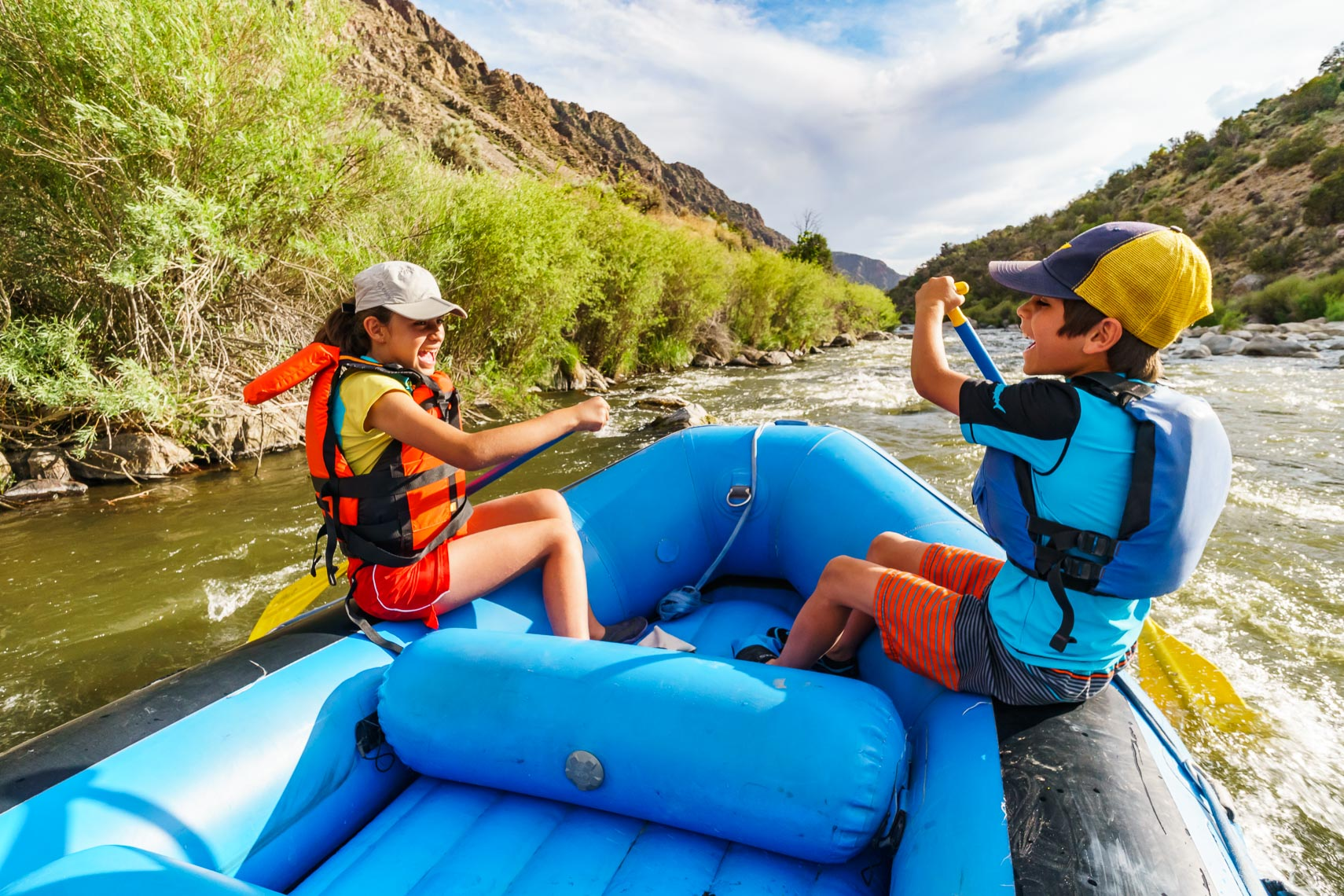 Whitewater Rafting near Taos New Mexico | Michael DeYoung