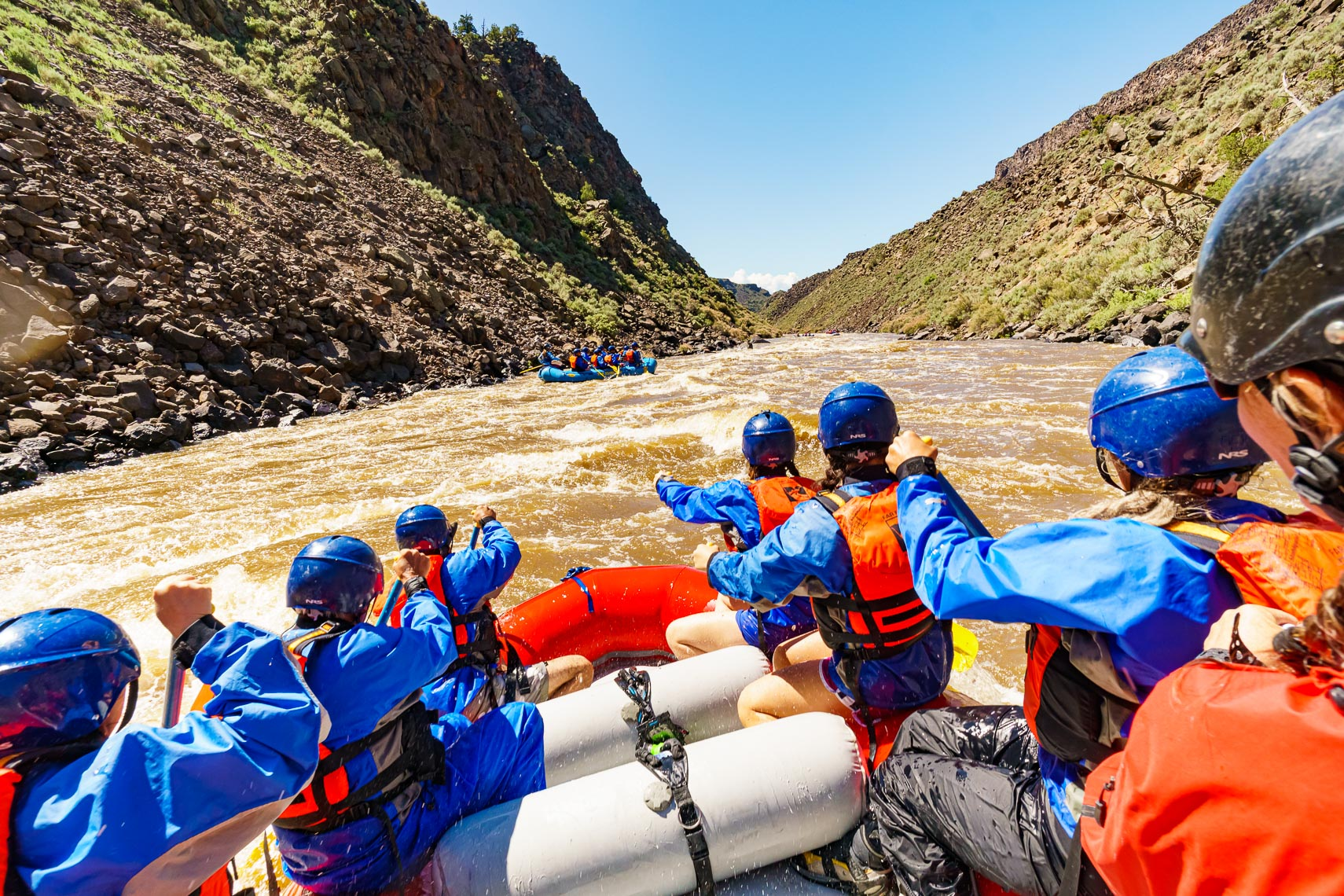 Taos Box Rafting in New Mexico | Michael DeYoung