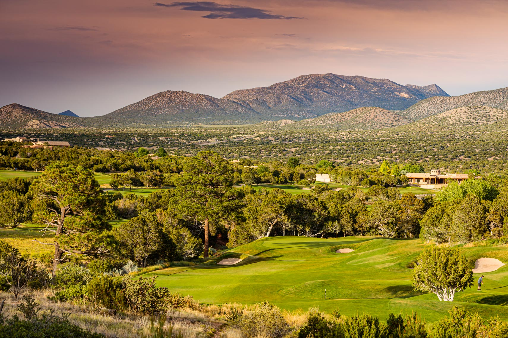 New Mexico Golf Course Paako Ridge | Michael DeYoung
