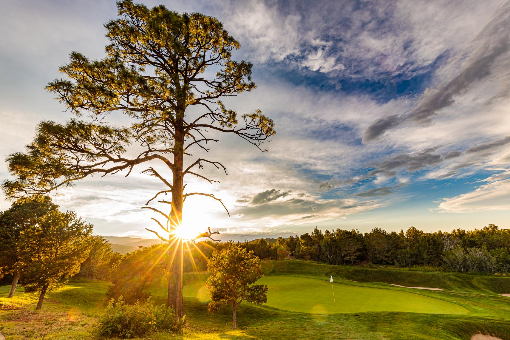 New Mexico Scenic Paako Ridge Golf Club | Michael DeYoung