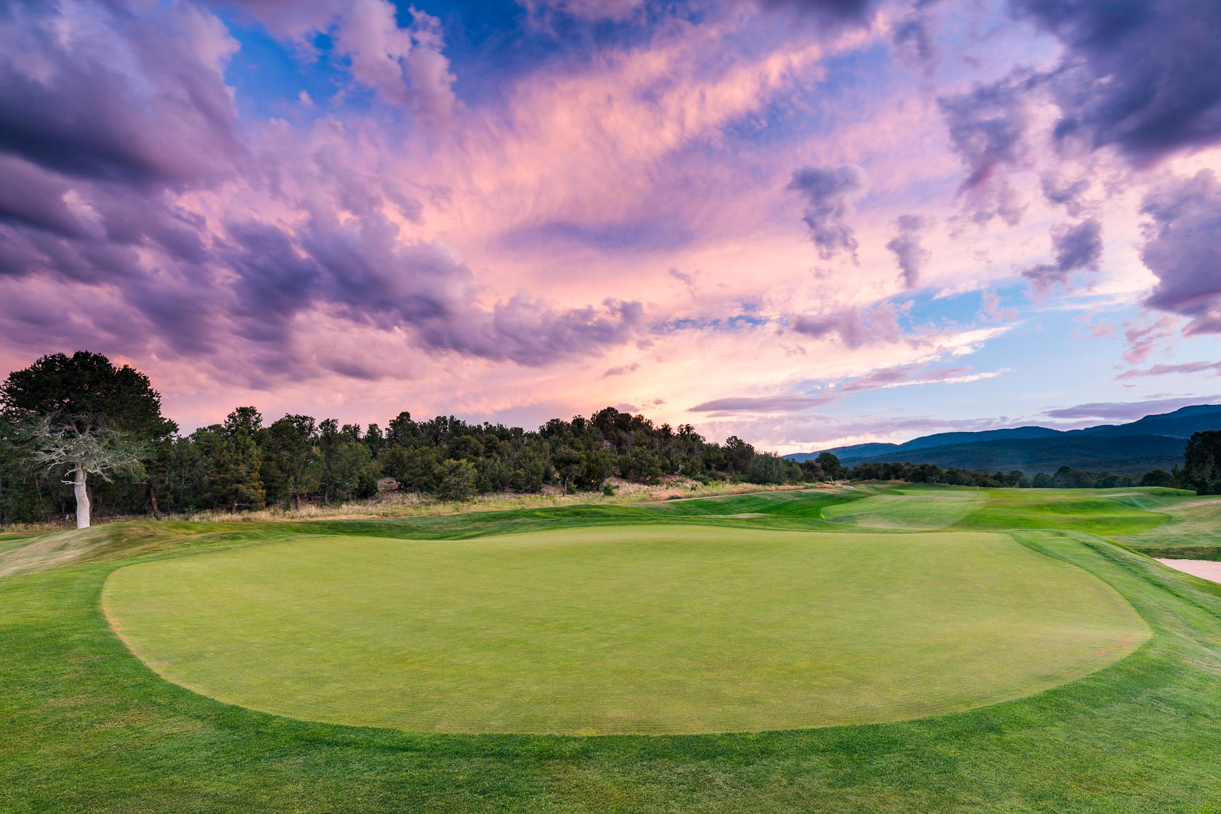 New Mexico Golf Course The Greens Sunrise | Michael DeYoung