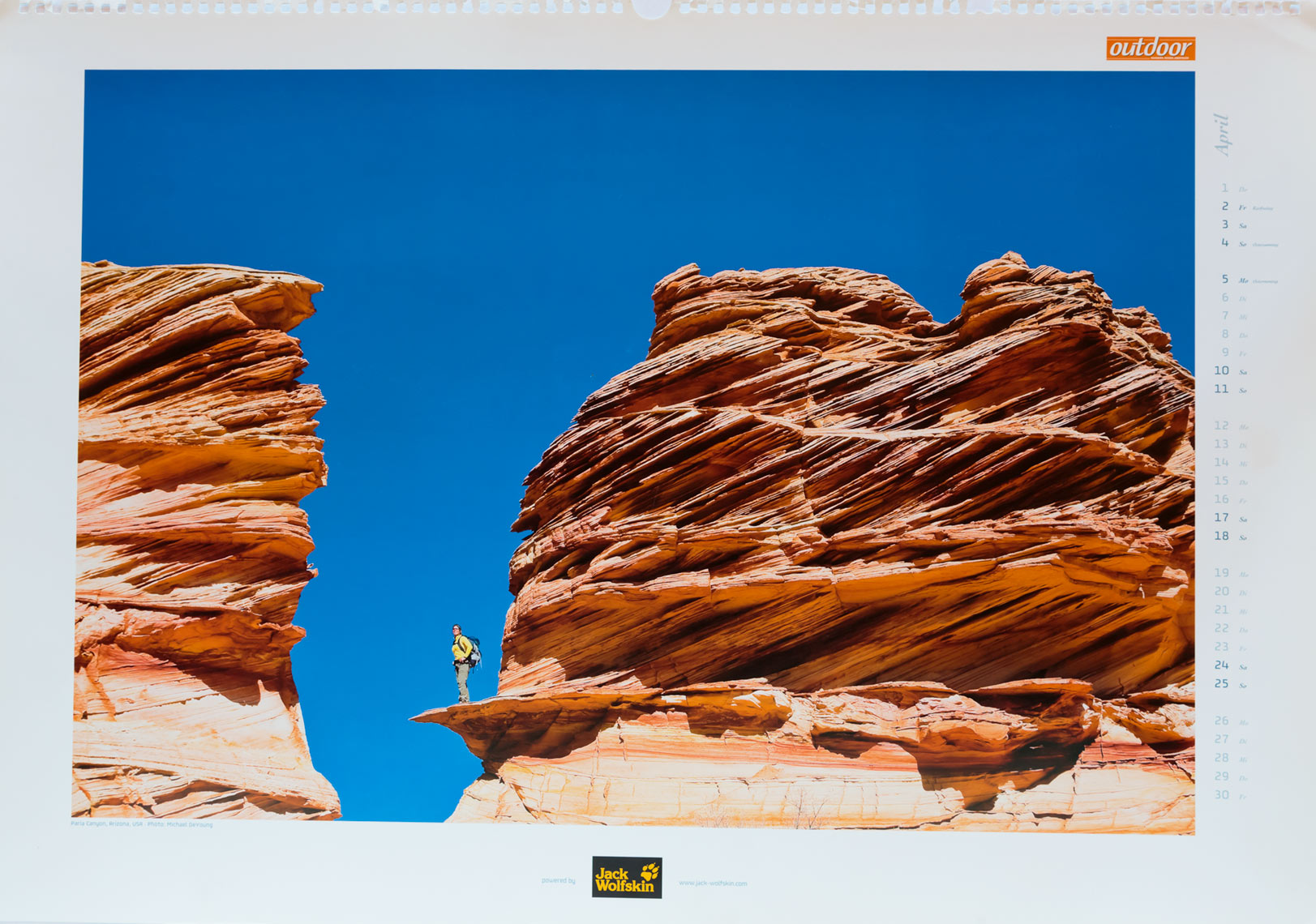 OUTDOOR-Magazin-Calendar-Coyote-Buttes-Hike