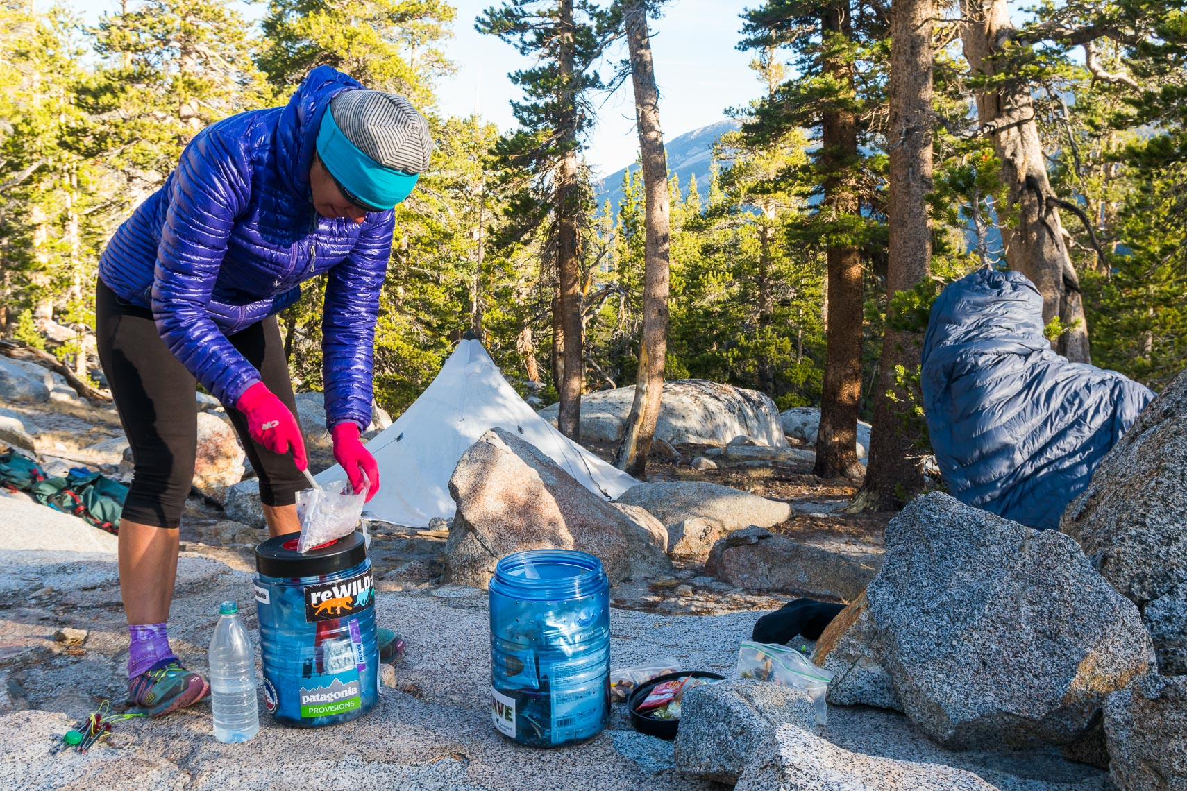 Hiking Adventure Pacific Crest Trail Sierras | Michael DeYoung