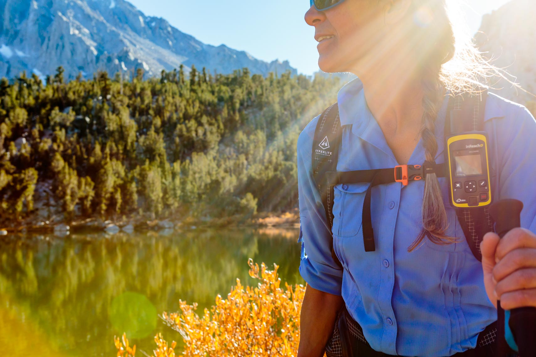 Hiker Portrait Kings Canyon National Park | Michael DeYoung