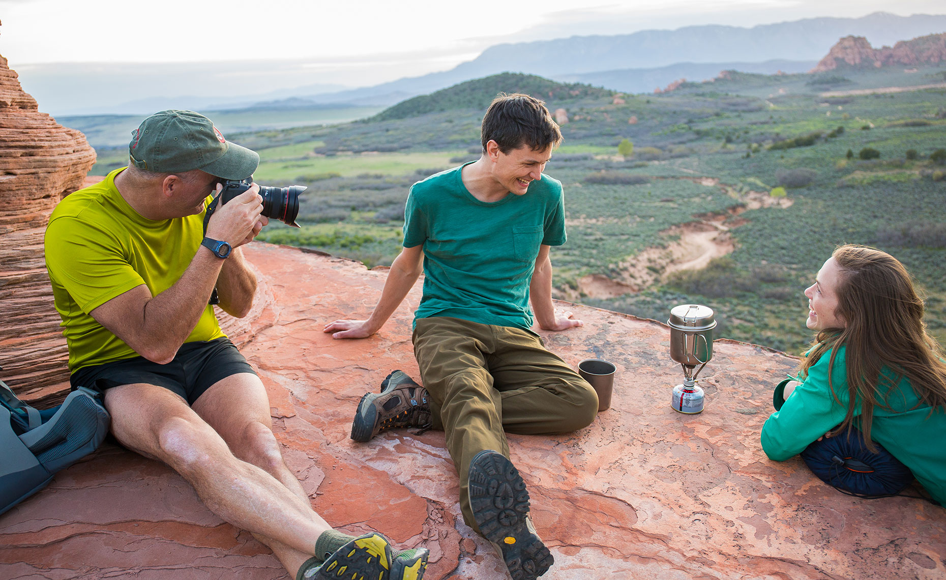 Taos New Mexico Active Lifestyle Photographer Backcountry Shoot