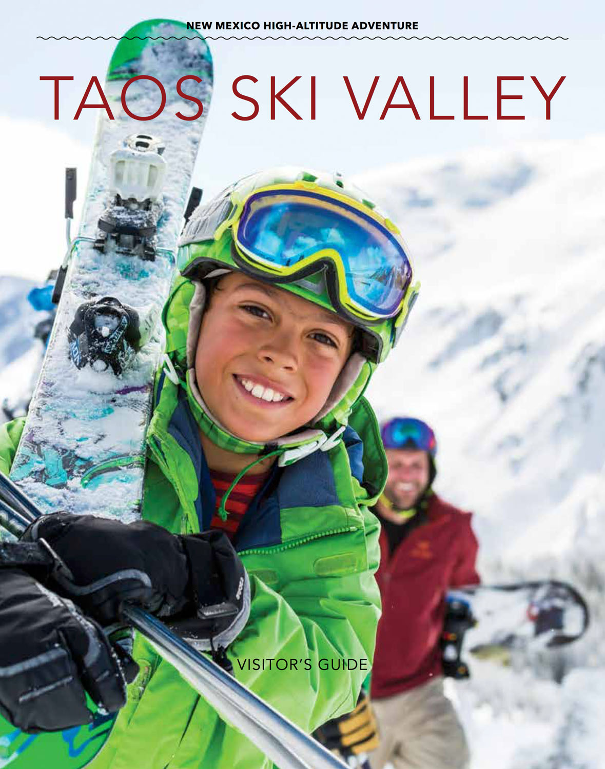 Taos Ski Valley 2015 Visitor Guide Photographer M DeYoung