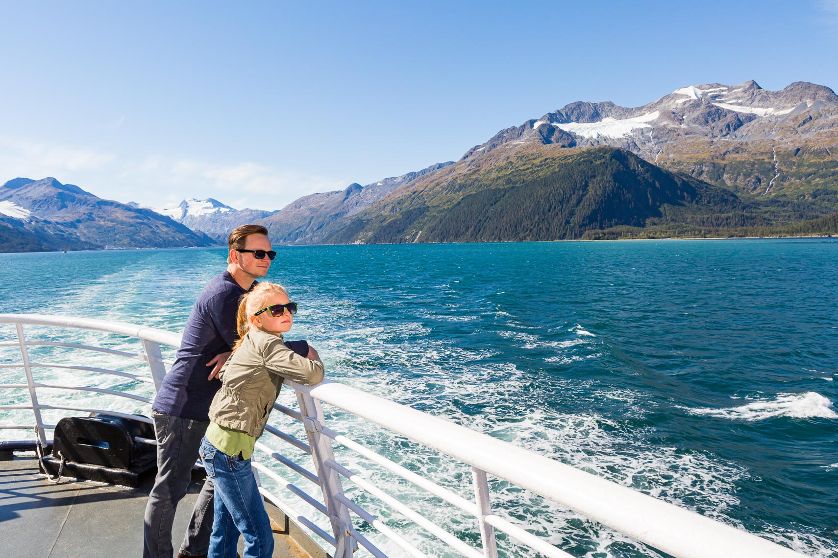 Alaska Marine Highway Travel By Ferry | Michael DeYoung
