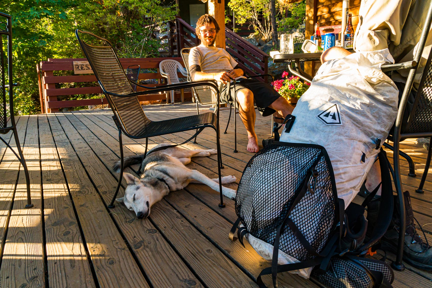 Chill In Stehekin Pacific Crest Trail Photographer Michael DeYoung