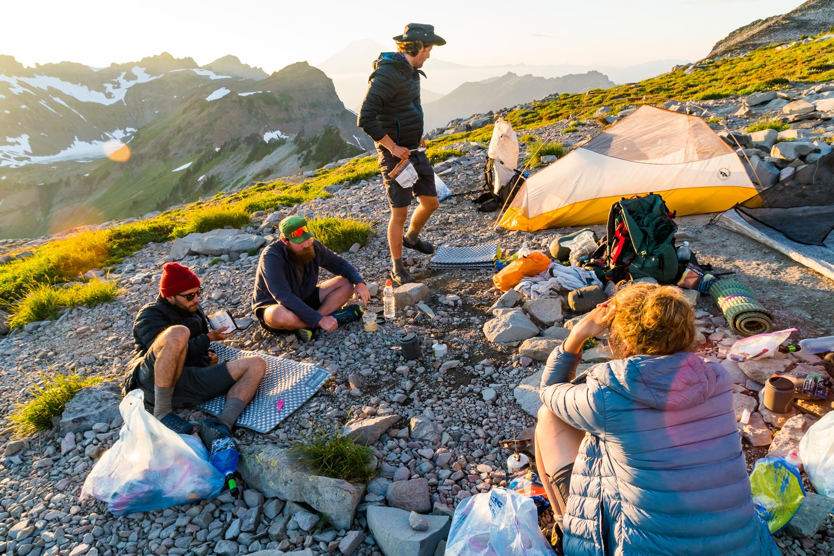 Adventure Photographer Goat Rock Camp | Michael DeYoung