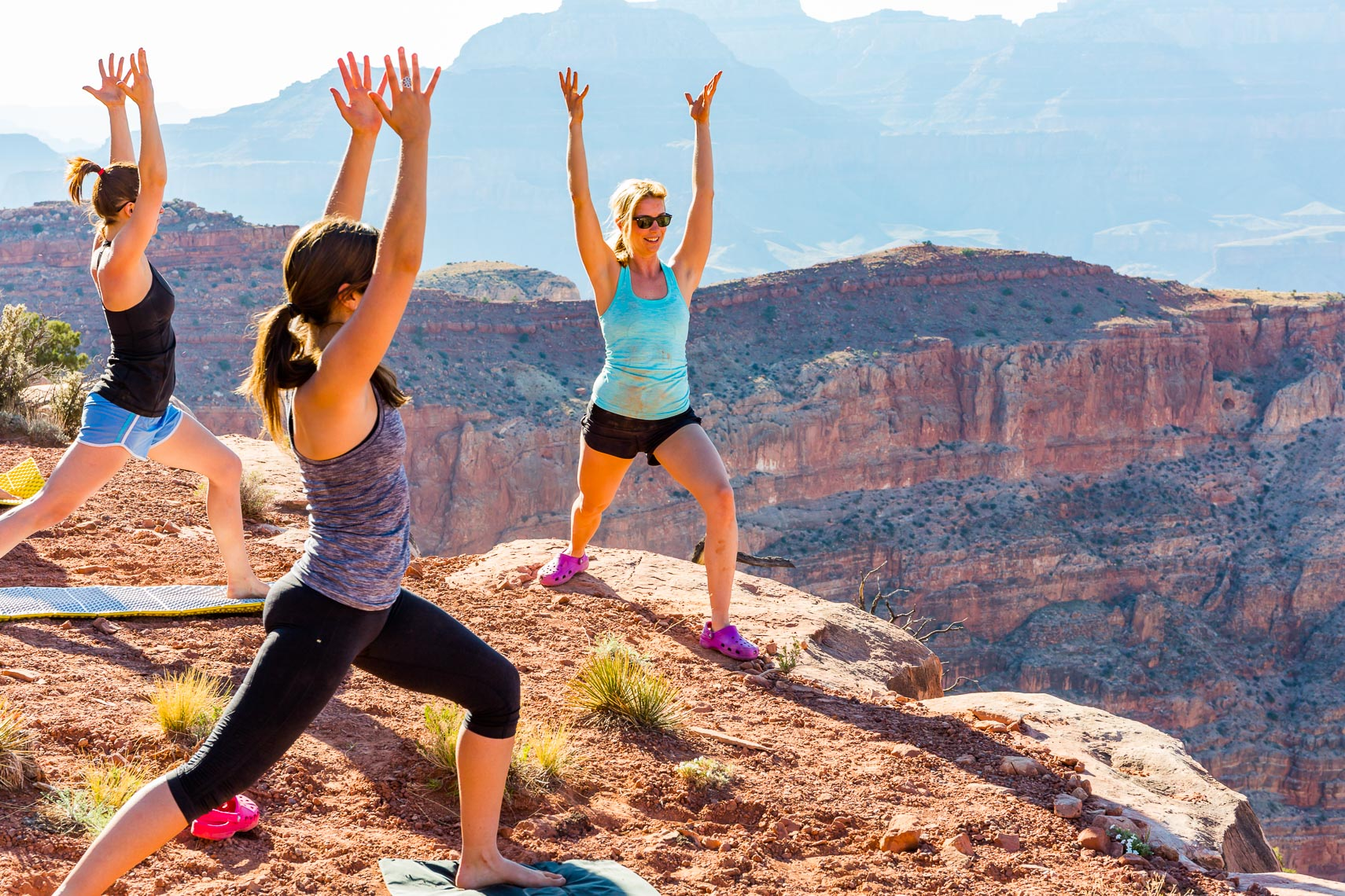 Grand Canyon Backcountry Adventure Yoga | Michael DeYoung