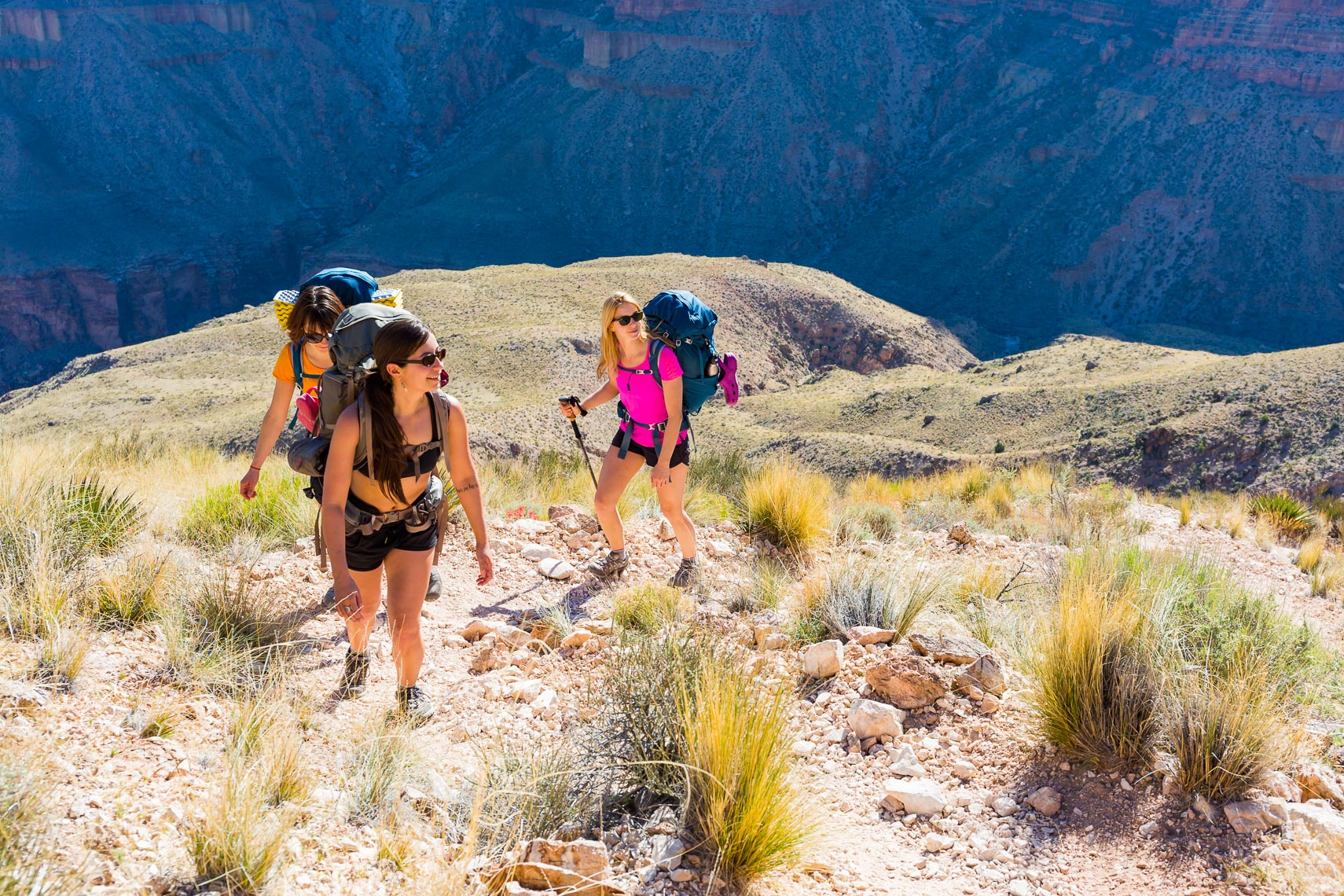 Grand Canyon Spring Backpack Trip | Michael DeYoung