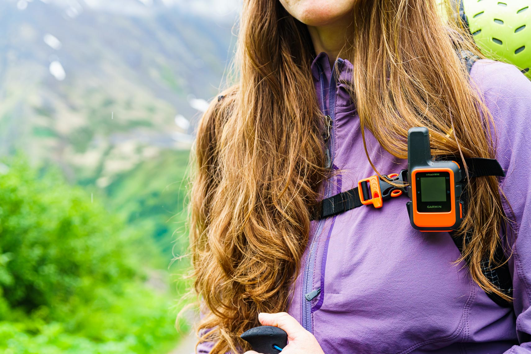 Backpacker inReach Mini Product Feature | Michael DeYoung